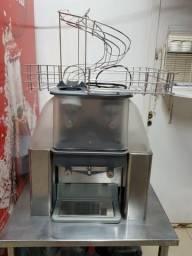 Máquina espremedora e extratora de suco Zummo Z06 Nature Inox