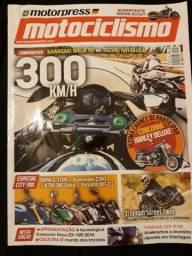 Revista Motociclismo - mar/2016