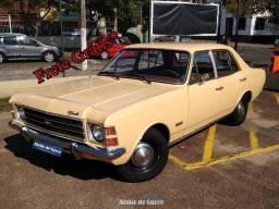 Opala de Luxo 1977 - Único dono - Original Autêntico sem Restauração