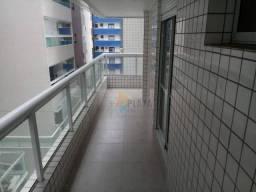 Apartamento com 2 dormitórios à venda, 83 m² por R$ 543.335,00 - Canto do Forte - Praia Gr