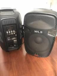 Caixa de som profissional WLS W15