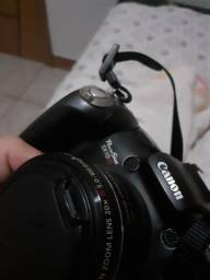 Câmera Canon PowerShotSX10is VENDA OU TROCA