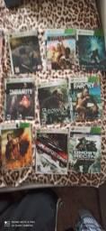 Vendo jogos de Xbox 360