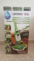 Limpador a vapor H2O Mop 5X Polishop