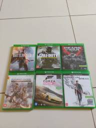 Jogos Xbox one 60$