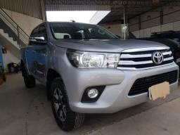 Hilux Toyota 2017 turbo Diesel - Manual