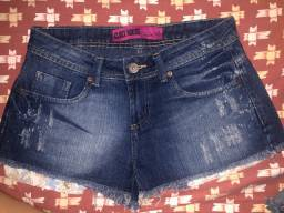 Shorts Jeans Baratos