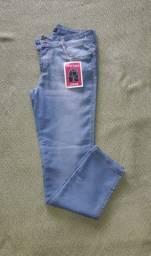 Calça jeans hot Marisa 44