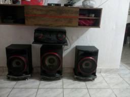 Mini system lg 2250was