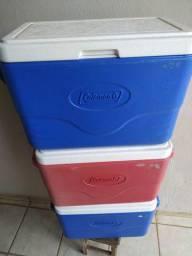 Caixa térmica coleman
