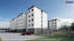 50972- Apartamento bairro Nova Sapucaia, na planta, 2 dormitórios