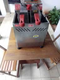 Fritadeira agua e oleo - 2 meses de uso