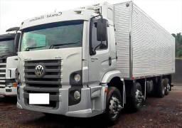 Caminhão Vw Mod. 24.250 8X2 Ano 2013