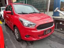 Ford Ka Se 1.5 Flex Vermelho Completo, Novissimo