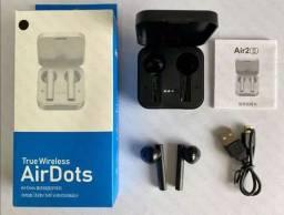 Fone Bluetooth AirDots 300 mah