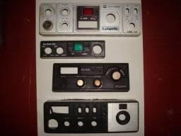 Frentes radios PX antigos