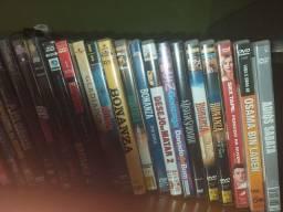 DVD's de todos os tipos!