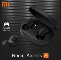 "Surreal! Redmi Air Dots ""S"" Da Xiaomi.. Novo Lacrado com Garantia e Entrega."