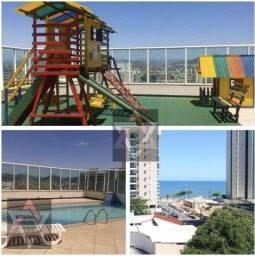 Apartamento com 3 dormitórios à venda, 105 m² por R$ 789.000,00 - Praia de Itapoã - Vila V