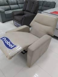 Título do anúncio: Poltrona reclinável. poltronas, poltrona