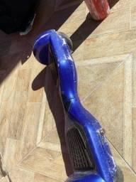 Hoverboard ou skate elétrico