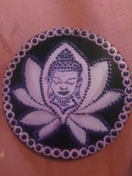 Mandala buda lótus