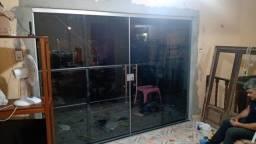 Promoção de vidro temperado