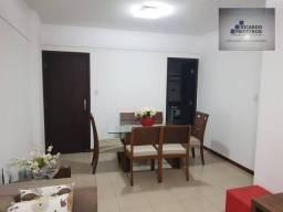 Título do anúncio: apartamento de 75m², com 2/4, podendo reverter para 3/4, Rio Vermelho