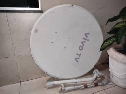 Antena parabólica 90 cm