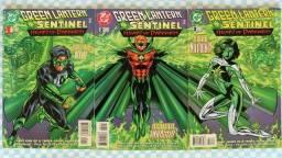 Green Lantern & Sentinel - Heart of Darkness     [DC   HQ Gibi Quadrinhos]