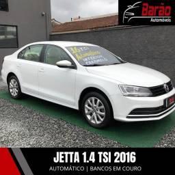Título do anúncio: VW/JETTA 1.4 TSI 2016 AUTOMATICO