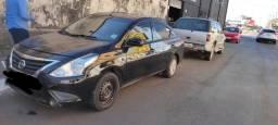 Título do anúncio: Nissan Versa ágio R$18.900