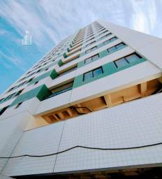 JS- Melhor Apto na Encruzilhada - 03 Quartos 58m² - Edf. Forte São Francisco