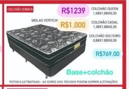 Colchão sonata promoção