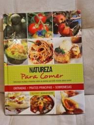 Livro Natureza para comer