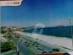 Apartamento com 3 dormitórios à venda, 121 m² por R$ 1.550.000,00 - Piratininga - Niterói/