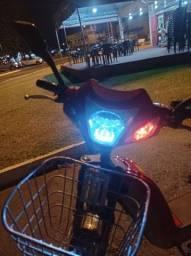 Título do anúncio: Bike elétrica bike Sousa