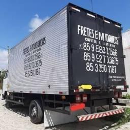 Título do anúncio: Frete e Mucdança em Fortaleza e Interestadual