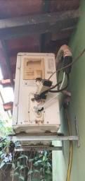 Título do anúncio: Ar-condicionado 7000 btus