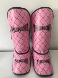 Título do anúncio: Caneleira Thunder Fight