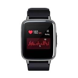 Smartwatch Haylou LS02 Preto Global Novo em até 6X s/ juros
