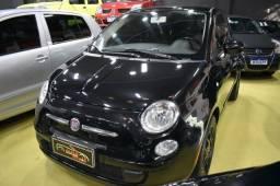 Título do anúncio: Fiat 500 2012 1.4 cult 8v flex 2p manual