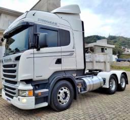 Título do anúncio: Scania R440 High/Stream 6x2 Impecável