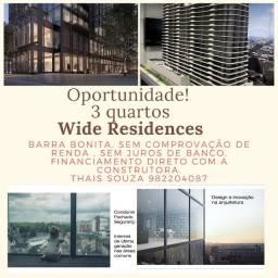 Apartamento na planta no melhor Condominio do Recreio. Grande oportunidade !!