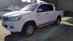 toyota hilux ENT 20.000 + 48 X 2.399 completona / kit gnv / 2021 pago