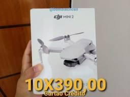 Drone DJI MINI 2 (LACRADO) Lançamento ATÉ 10km Distância