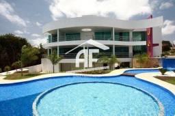 Mansão de luxo com 5/4 sendo todos suítes e piscina - Aldebaran Ômega, ligue já