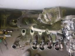 Motor DUCATO desmontado