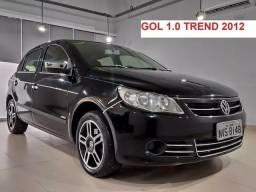 Título do anúncio: Volkswagen Gol 1.0 Trend Preto 2011