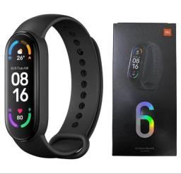 Relógio Smartwatch M6